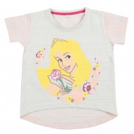 Disney Princess Off White T-Shirt DR1EGT681