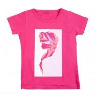 Frozen Pink T-Shirt FZ1EGT506