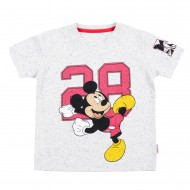 Mickey & Friends Off White T-Shirt MF1EBT386