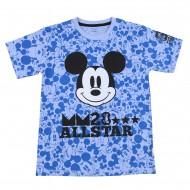 Mickey & Friends Blue T-Shirt MF1EBT859