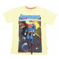 Superman Yellow T-Shirt SP1EBT557