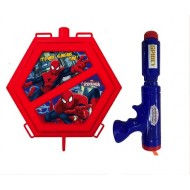Holi Spiderman Tank With Gun 1L