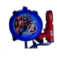 Holi Captain America Tank With Gun 1L