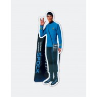 IF by Mufubu Star Trek Magnetic Bookmarks Spock