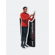 IF by Mufubu Star Trek Magnetic Bookmarks Scotty