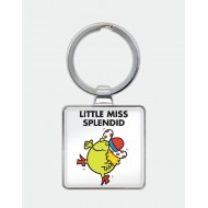 IF by Mufubu Little Miss Splendid Keyring
