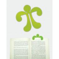 IF by Mufubu Little Book Holder Green