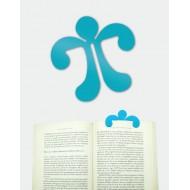 IF by Mufubu Little Book Holder Blue