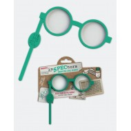 IF by Mufubu Inspectors The Studious Green Pair
