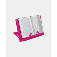 IF by Mufubu The Brilliant Reading Rest Hot Pink