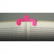 IF by Mufubu Little Book Holder Holds Your Book OpenPink