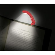 IF by Mufubu Really Tiny LED Book Light Red