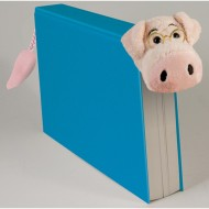 IF by Mufubu BookTails Bookmarks Pig