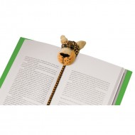 IF by Mufubu BookTails Bookmarks Jaguar