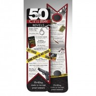 IF by Mufubu 50 Of The Best Books Bookmark Crime