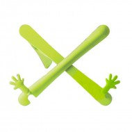 IF by Mufubu Hands Stand Lime(Colour May Vary)