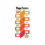 IF by Mufubu Page Pointers Orange