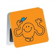 IF by Mufubu Mr. Tickle Mini Magnetic Bookmarks