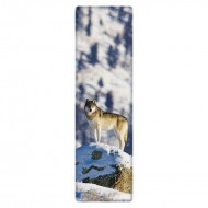 IF by Mufubu National Geographic 3D Bookmark Gray Wolf