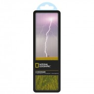 IF by Mufubu National Geographic 3D Bookmark Lightning Bolt