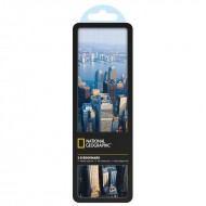 IF by Mufubu National Geographic 3D Bookmark Lower Manhattan