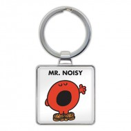 IF by Mufubu Mr. Noisy Keyring