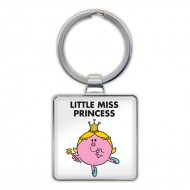 IF by Mufubu Little Miss Princess Keyring