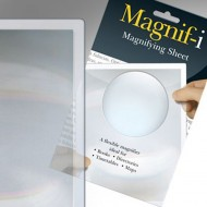 IF by Mufubu Magnifying Sheet
