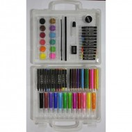 Sky Kidz 67 Pcs Colour Box Art Set