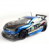 Mitashi Dash Rechargeable The Super Cool Blue & Black Drifter Car
