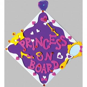 Imagimake Car Sign Princess