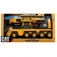 CAT Massive Machine 10Wheel Crane