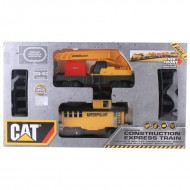 CAT Construction Express Train Double Deep