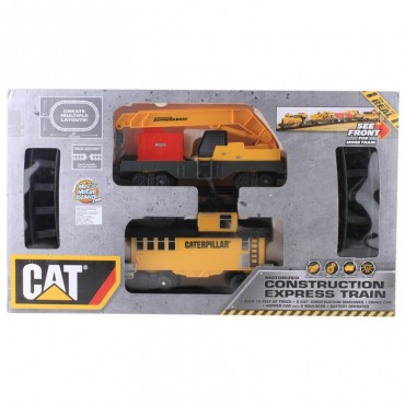 CAT Construction Express Train Double Deep