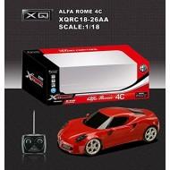 XQ 1:18 Alfa Romeo 4C