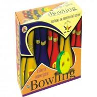 Ekta Bowling Set Junior 10 Pins Fun Game