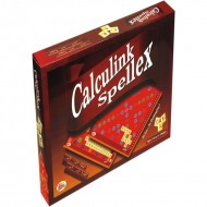 Ekta Calculink Spellex Board Game Family Game