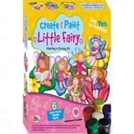 Ekta Create & Paint Little Fairy Fun Game