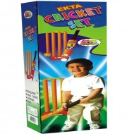 Ekta Cricket Set Junior Fun Game
