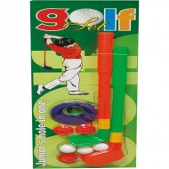 Ekta Golf Set Double Fun Game