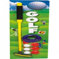 Ekta Golf Set Single Fun Game