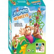 Ekta Jumping Monkeys Jr Board Game Family Game