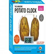 Ekta The Amazing potato clock