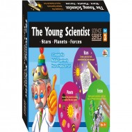 Ekta The Young Scientist-3stars, planets & forces