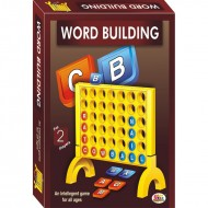 Ekta Word Building Board Game Family Game