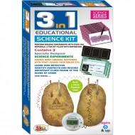 Ekta 3 in 1 Science Kit
