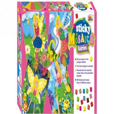 Ekta Sticky Mosaics Fairies