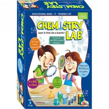 Ekta Chemistry lab