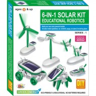 Ekta 6in1 Solar Kit Robotics Series-1
