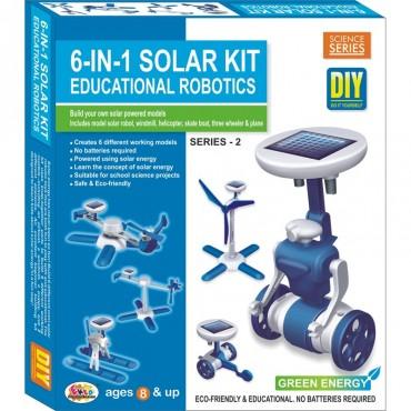 Ekta 6in1 Solar Kit Series-2